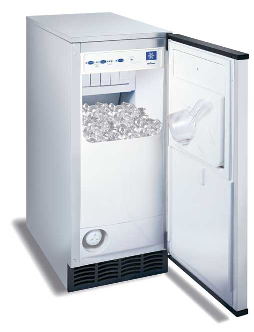 Ice Is Fresh And Appetizing
