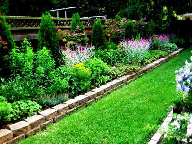 Create Planter Beds
