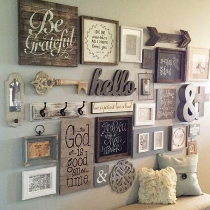 Decorating With Wood Accents