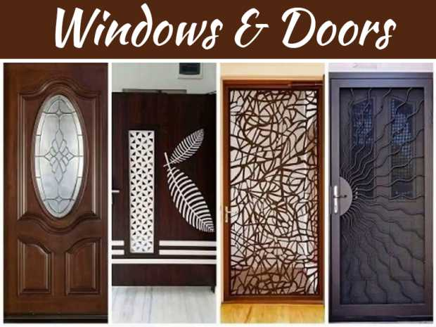 Door Design: How To Make Your Entryways Match Your Decor