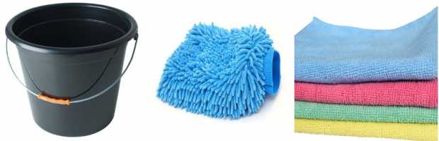 Fabric Upholstery Cleaning Supplies