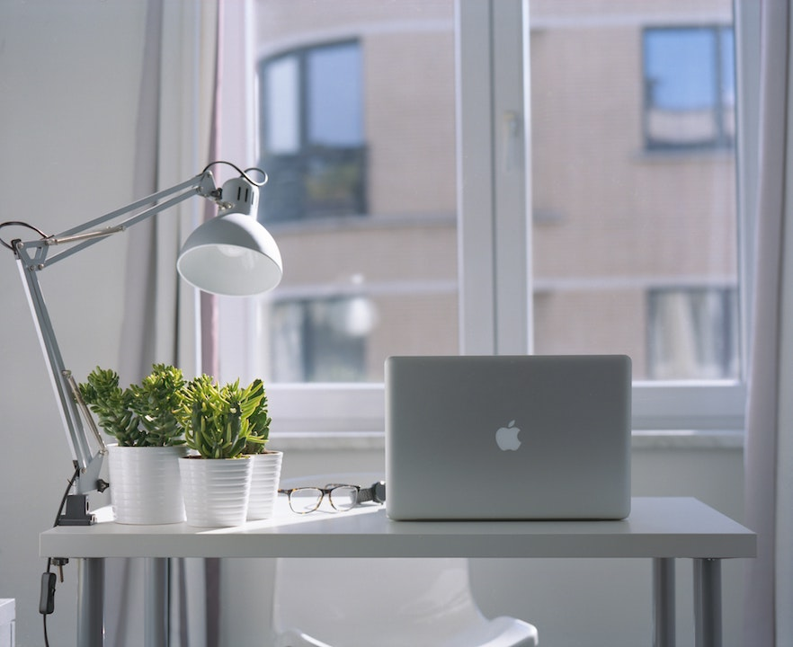 Home Office Greenery