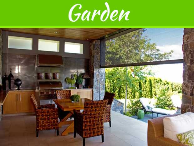 How To Make Your Backyard Your Own Private Sanctuary
