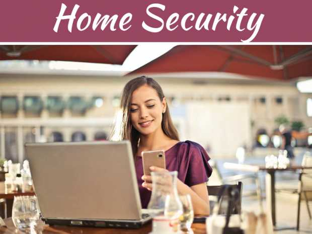 How To Protect Your Home And Family With A Security System