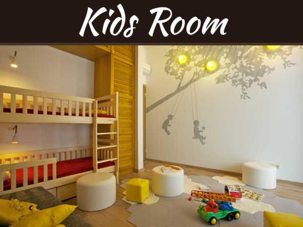 Mural Design Ideas for Kid's Room