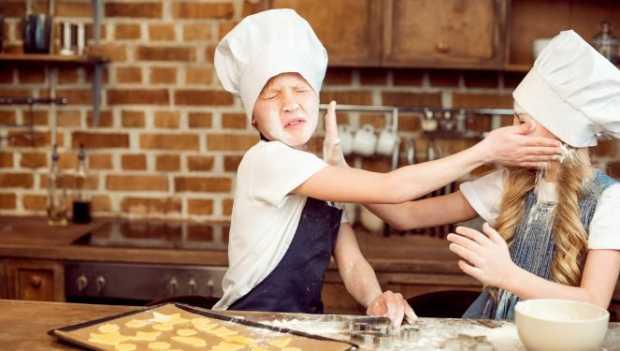 Play Dough Disaster
