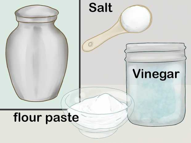 Salt, Vinegar and Flour