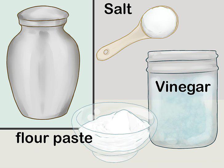 Salt, Vinegar And Flour