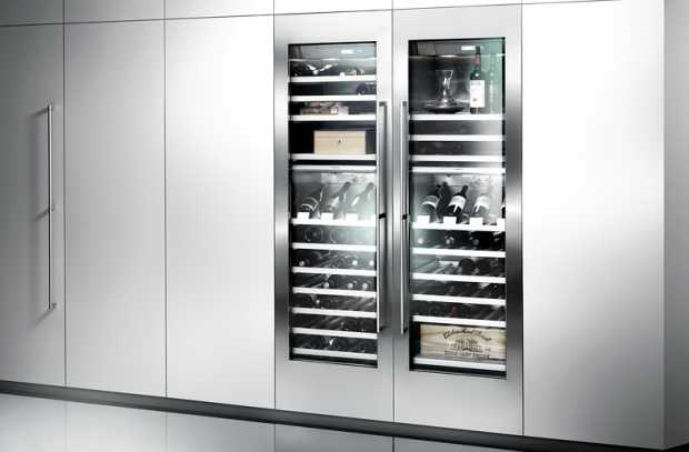 Wine Storage Appliances