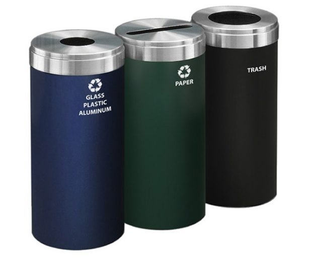 3 Stream Recycling Station