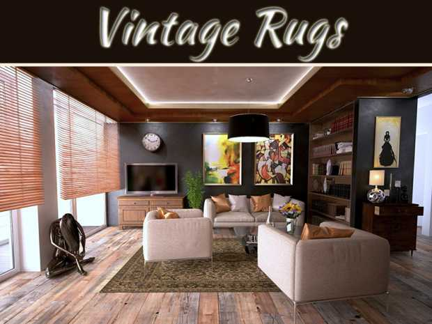 5 Types of Area Rugs You Will Love to Have in your Home