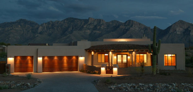 Adobe Style House
