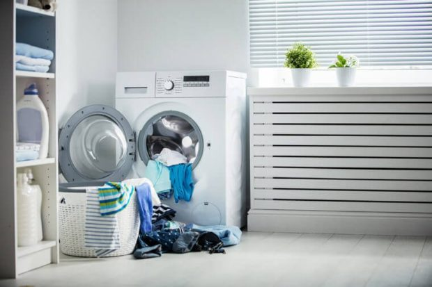 Avoid Putting Too Much Load in Your Clothes Washer