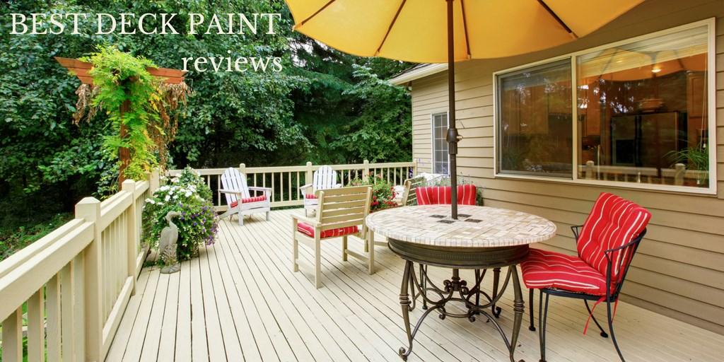 Best Deck Paint