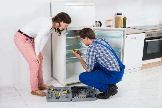 Clean Your Refrigerator Condenser Coils