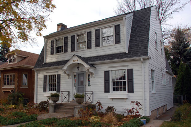 Colonial House Style