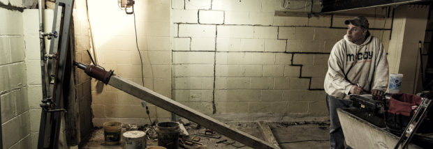 Foundation Crack Repair Milwaukee by McCoy Contractors