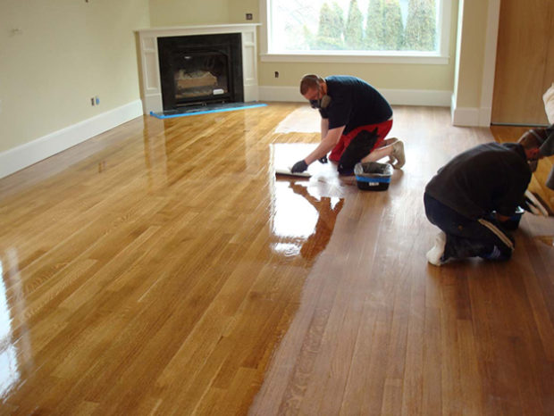 Hardwood Flooring Professional