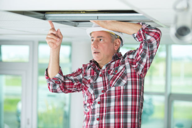 Look For Roof Leak Signs