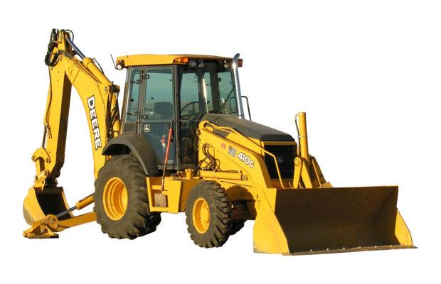 John Deere 410G Back Hoes Rental