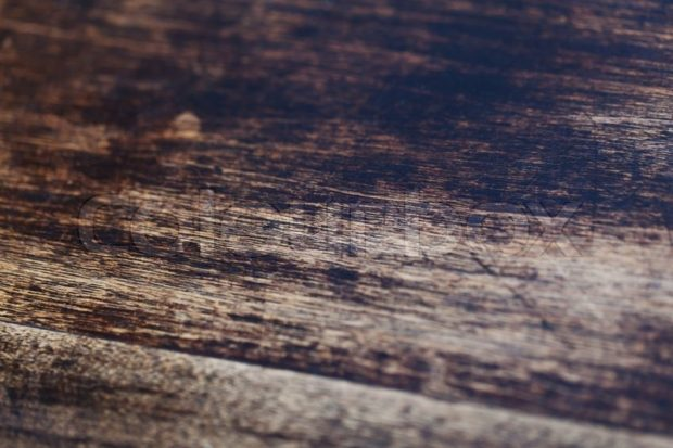 Old Worn Out Wooden Floor