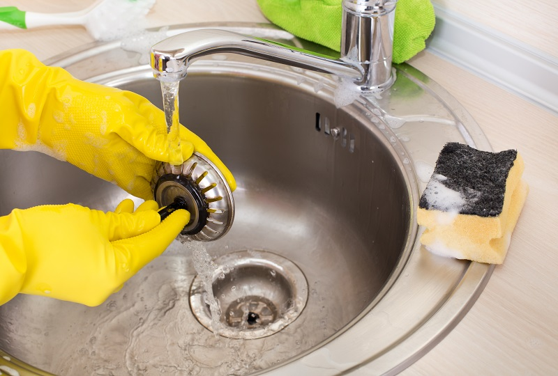 How To Clear A Blocked Drain Using Simple Household Items
