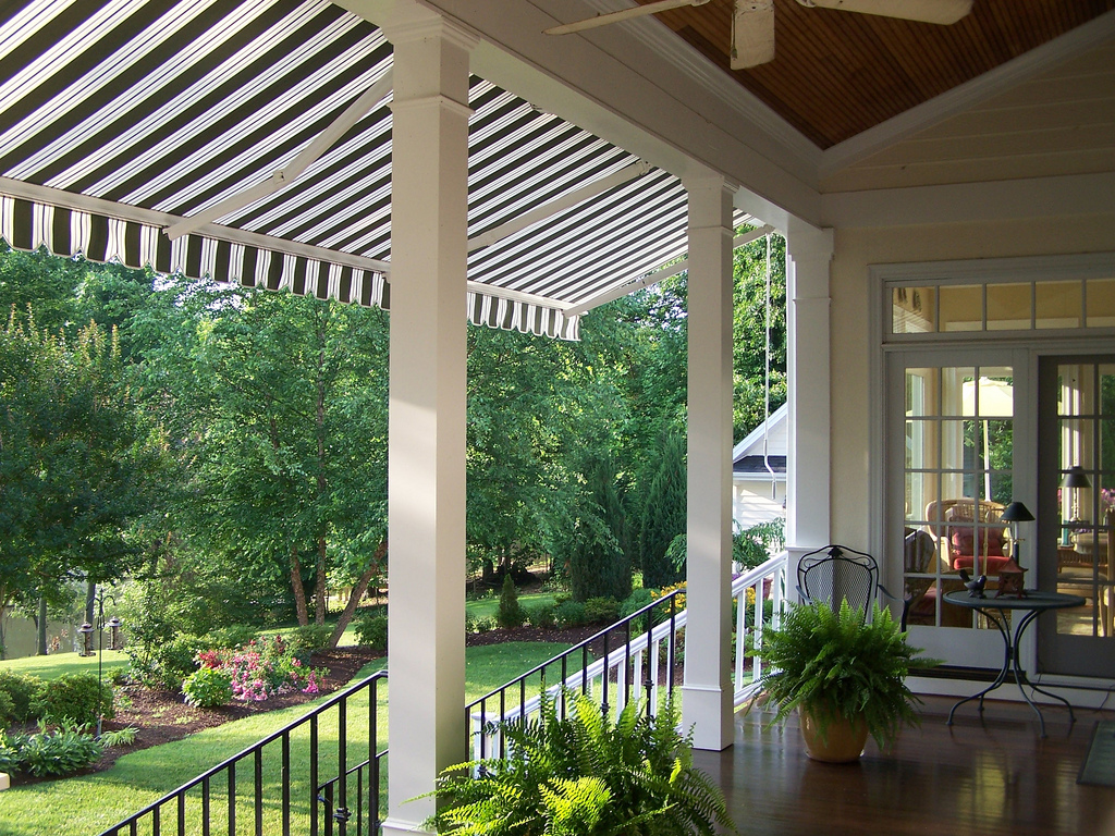 Retractable Home Awnings