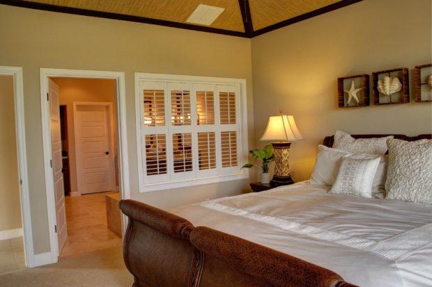 Smart Spacious Bedroom
