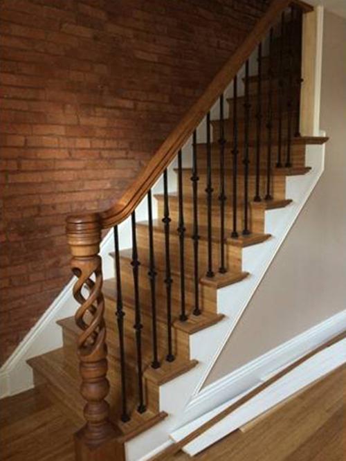 Customized Wood Column