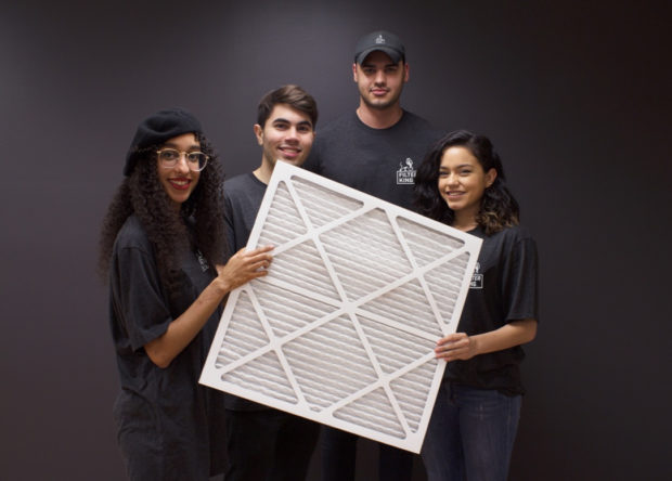 Air Filters Over Time