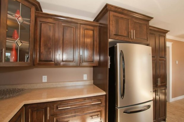 Cabinets Shine Without Remodeling