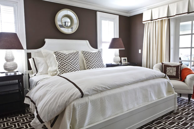 Grey And Brown Bedroom Ideas