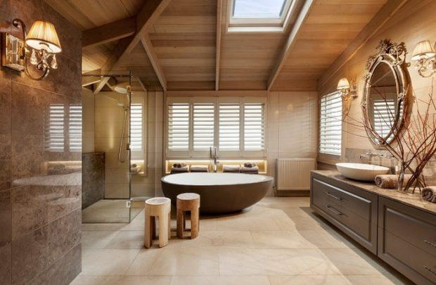 Luxurious Bathroom Makeover