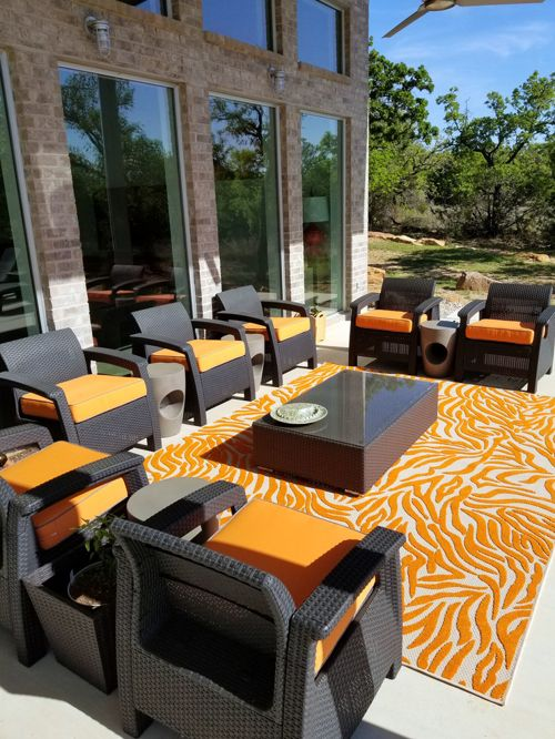 Luxurious Outdoor Rugs