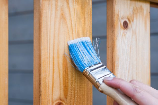 Painted Finish To Your Furniture Piece