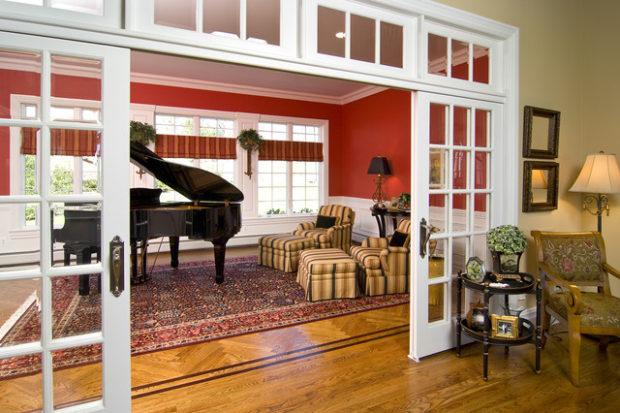Keep Doors Shut For Rooms You Aren't Using