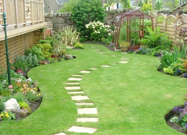 Stepping Stones For The Garden