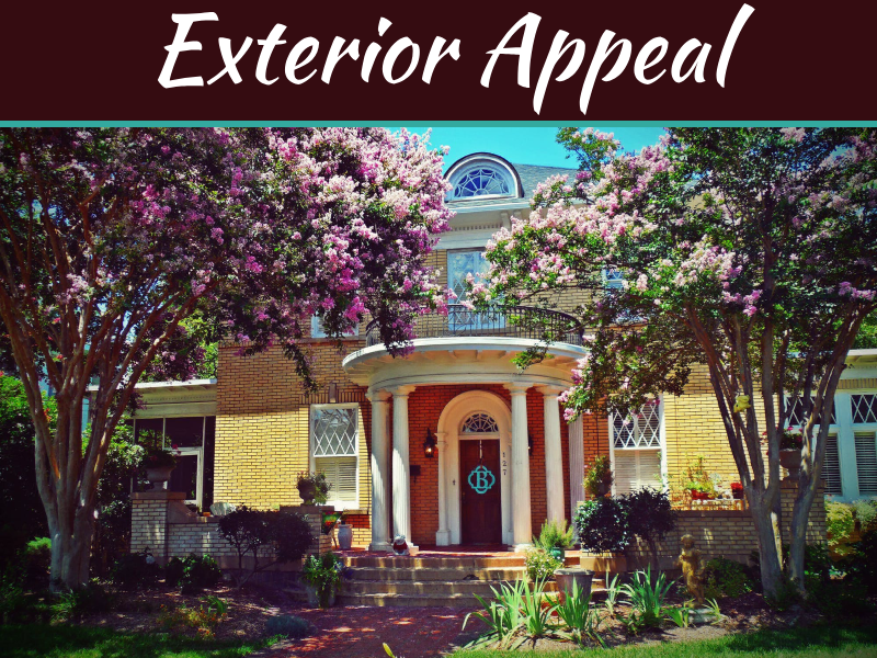 4 Ways To Improve Your Home's Exterior Appeal