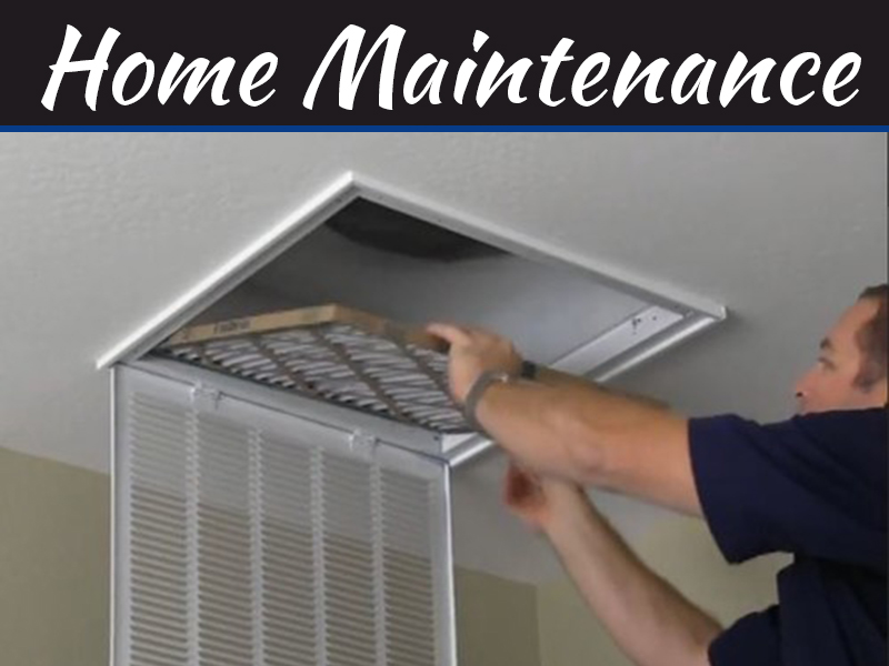 6 Maintenance Tasks Homeowners Should Do Every Season
