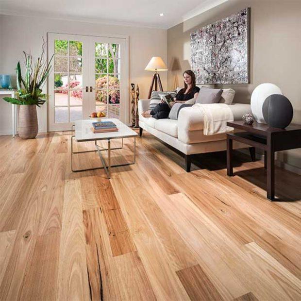 American Oak Wood Flooring