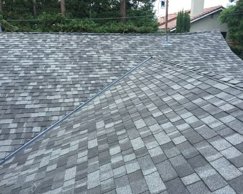 Asphalt Composition Shingles