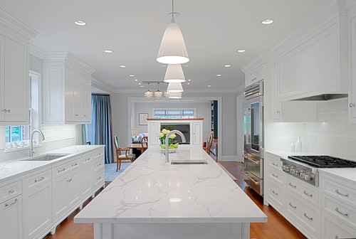 Change The Elements Of The Kitchen Instead Of The Layout