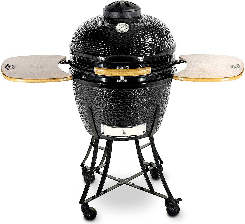 Pit Boss 71220 Kamado BBQ Ceramic Grill Cooker