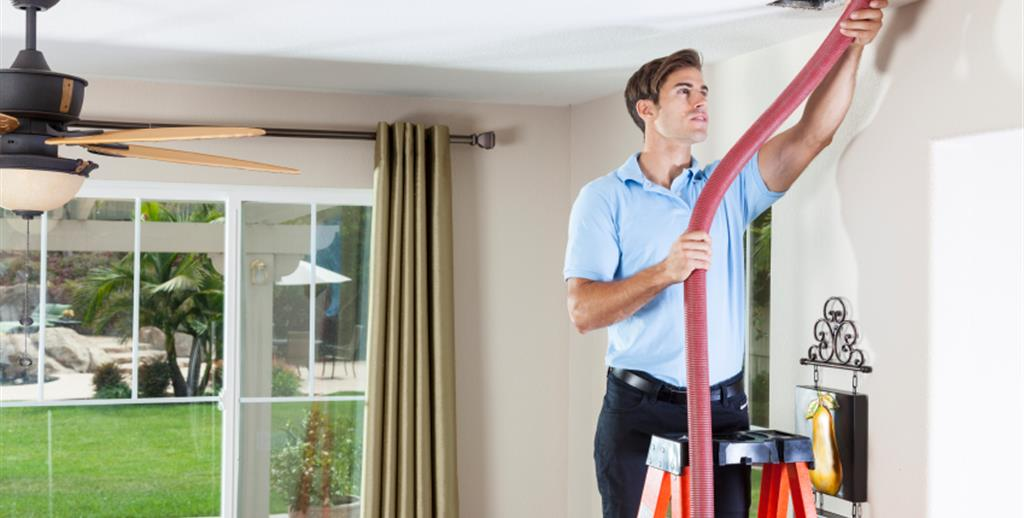 Professional Air Duct Cleaning