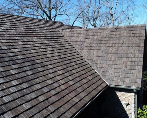 Synthetic Roofing