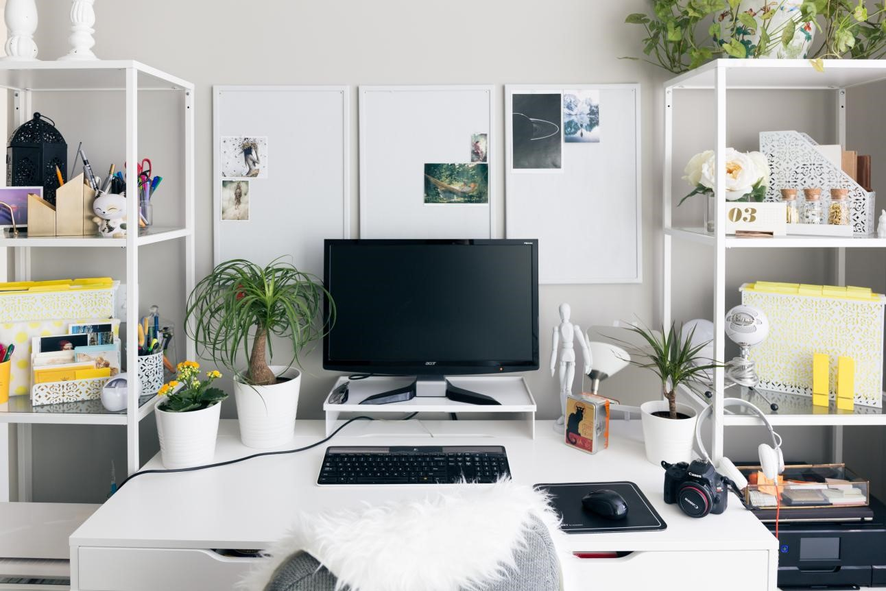 How To Design A Stylish Home Office   My Decorative