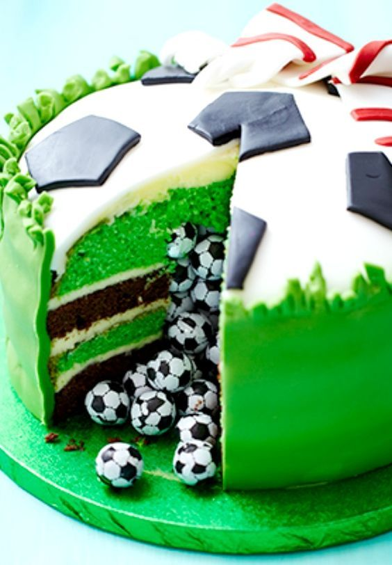 World Cup Cake