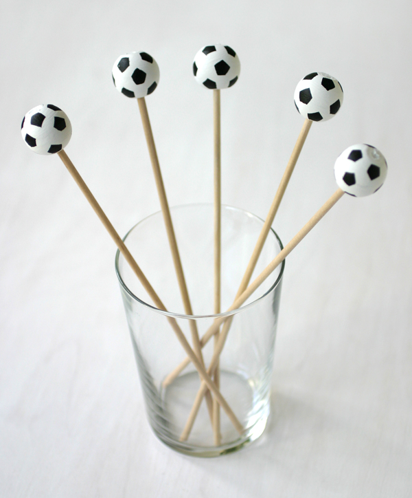 World Cup Drinks Stirrers