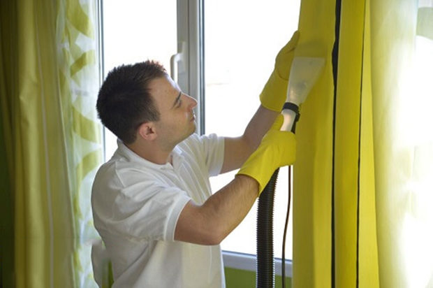 Tips to Clean The Curtain