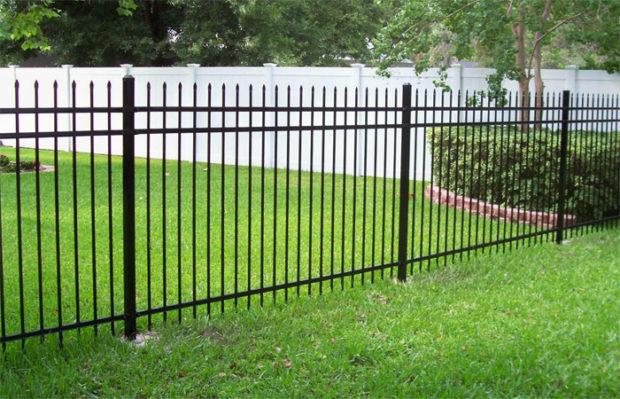 Decorative Metal Fence Finials